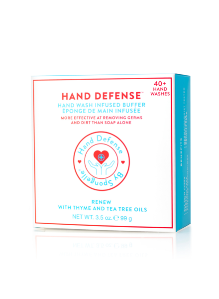 Spongelle RENEW Hand Defense Buffer