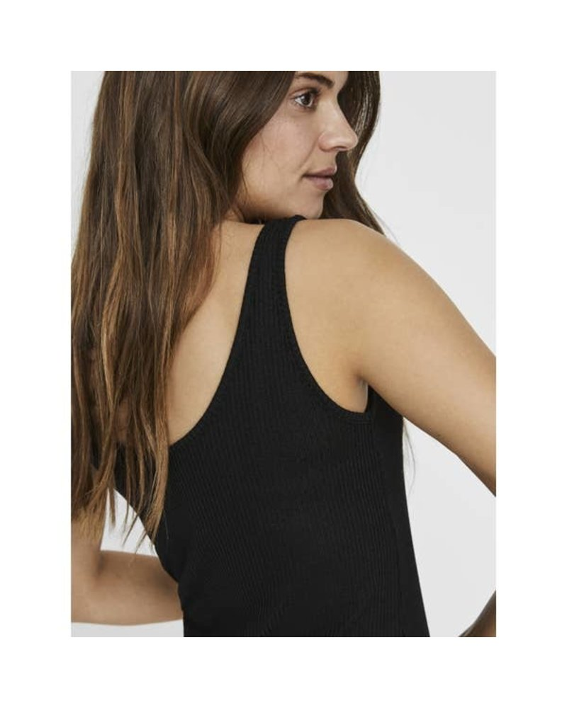 Very Moda Hannah Sleeveless Ribbed Top