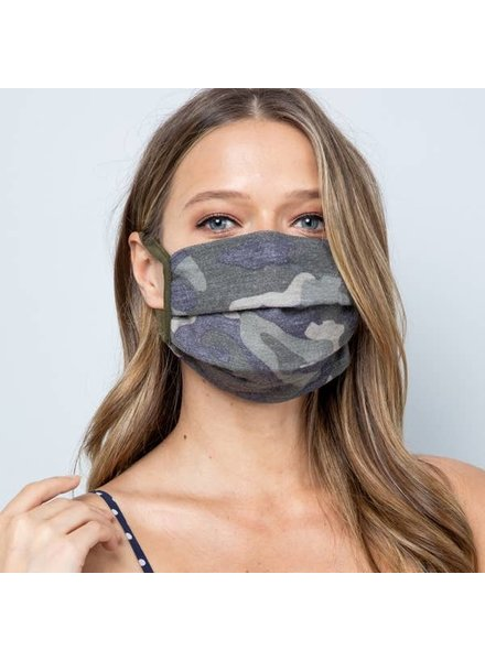 Acting Pro New Camo Face Mask