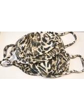 Now N Forever Tiger Print Mask