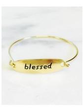 Pretty Simple Blessed Bracelet