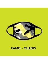 Miley + Molly Toddler Camo Face Mask