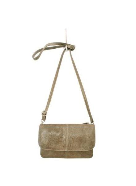 Latico Leathers Lidia Pebble Leather Bag