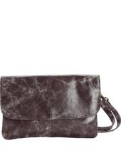 Latico Leathers Lidia Astro Purple Leather Bag