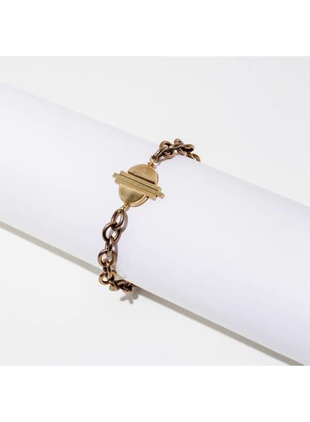 Larissa Loden Nabis Circle Bracelet