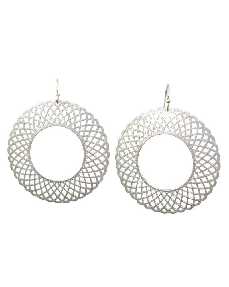 Takobia Spirograph Earrings