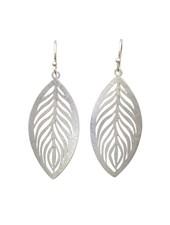 Takobia Feather Earrings