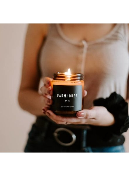Sweet Water Decor Farmhouse Soy Candle