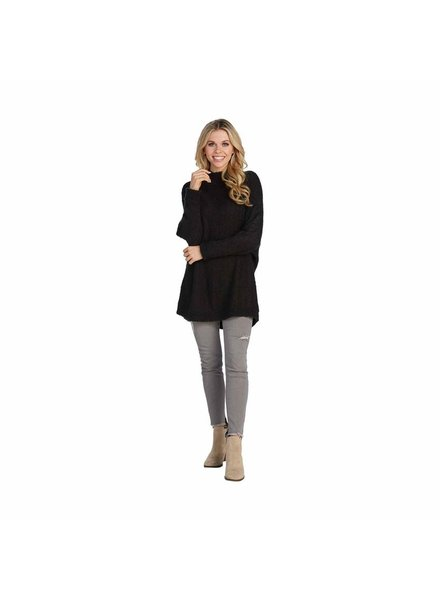 Mud Pie Black Phoebe Sweater