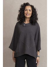 Habitat Acorn Dotted Fleece Poncho