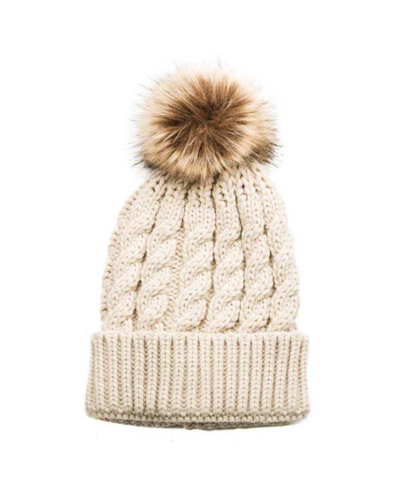 Top It Off Emma Sand Hat