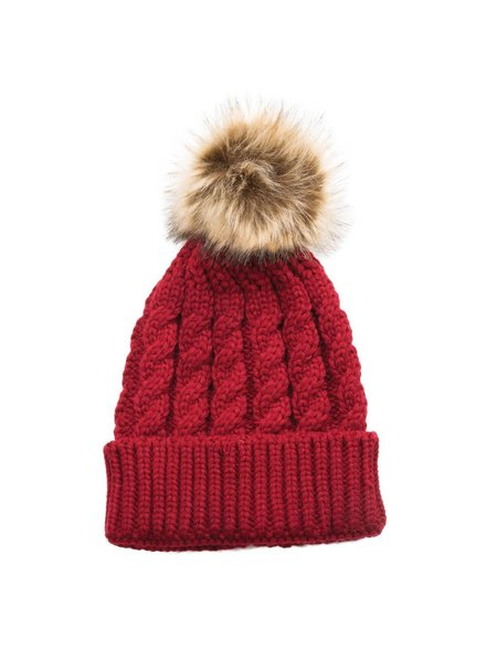 Top It Off Emma Ruby Hat