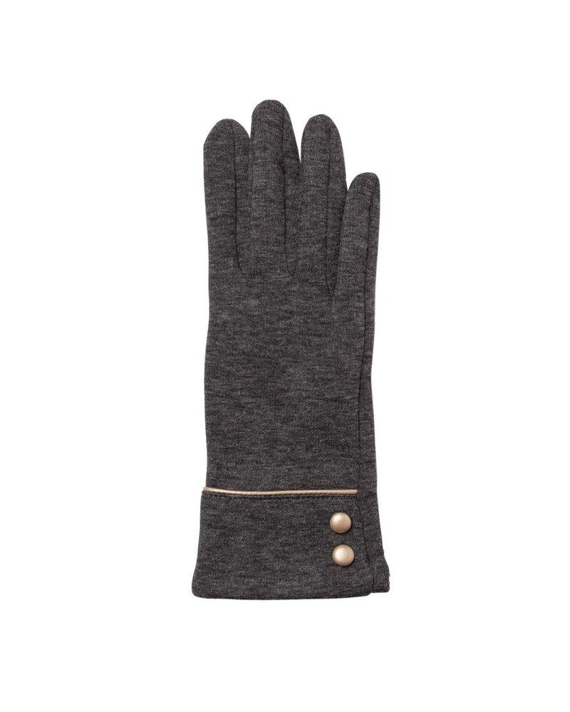 Top It Off Felicity Grey Gloves