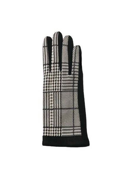 Top It Off Valerie Black Gloves