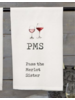 Mud Pie Wine Hand Towels