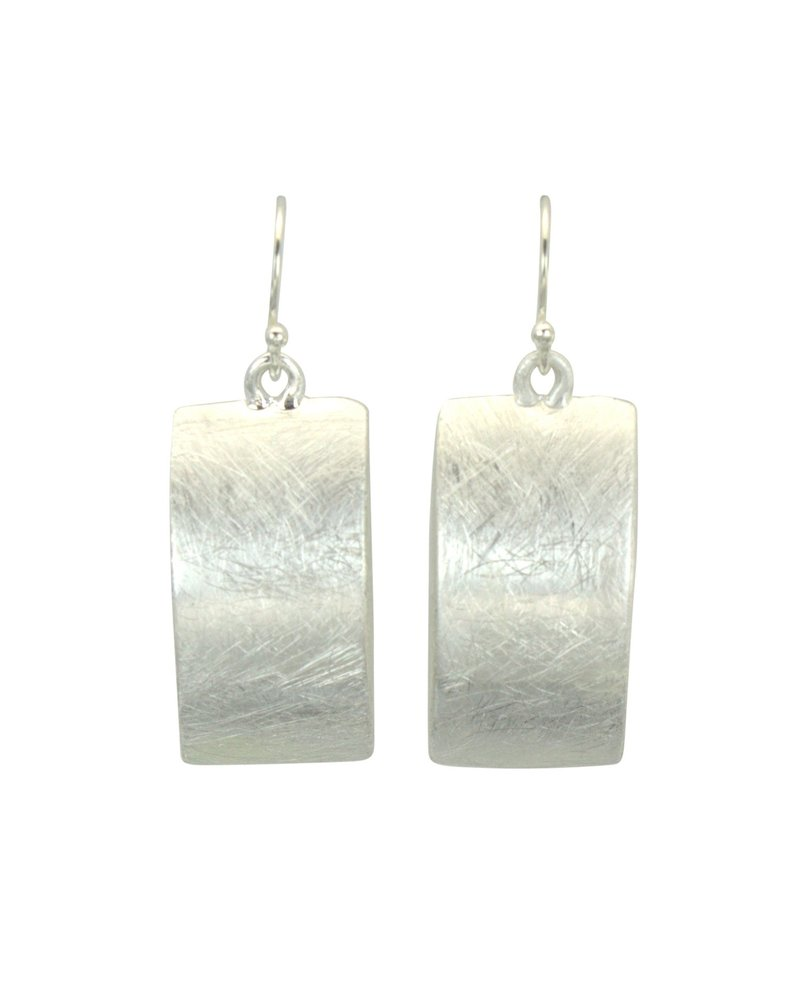 Takobia Curved Metal Earrings