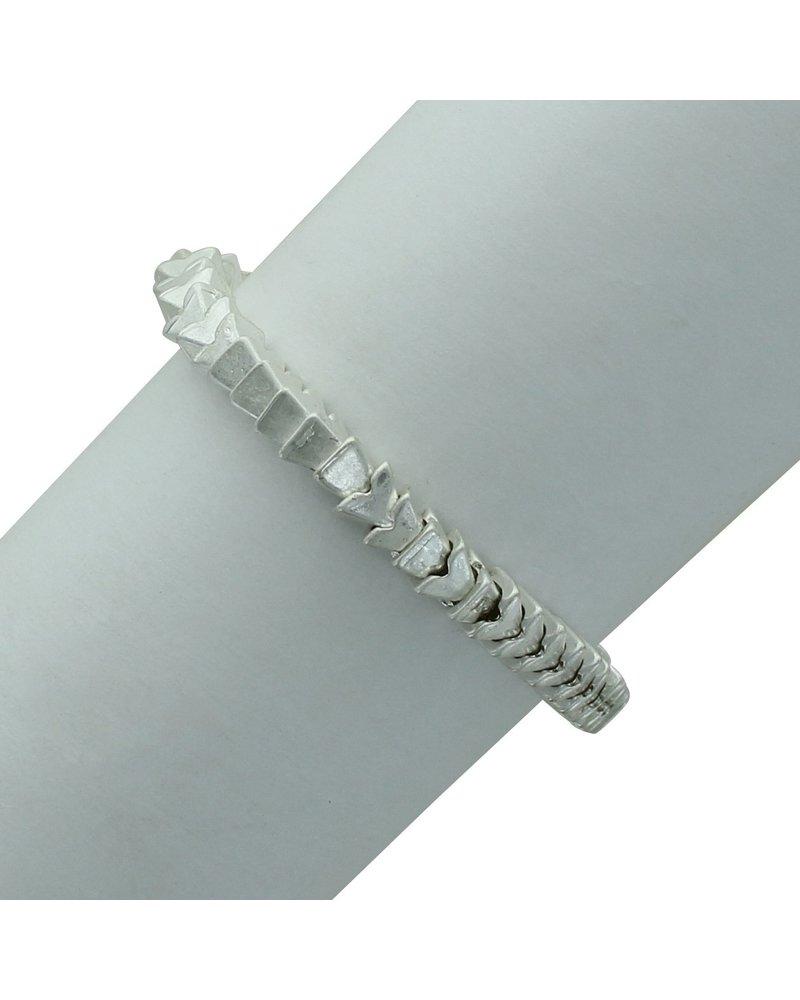 Takobia Stretch Triangles Bracelet
