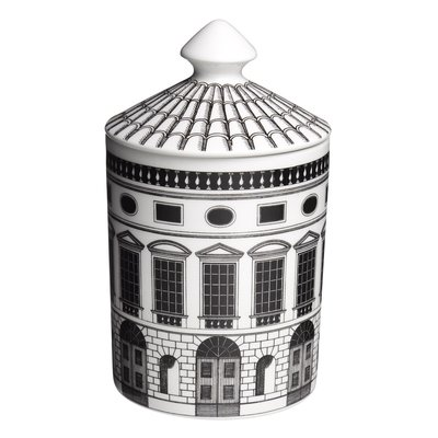 Fornasetti Architettura Candle - Fornasetti