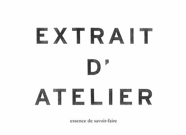 Extrait D'Atelier