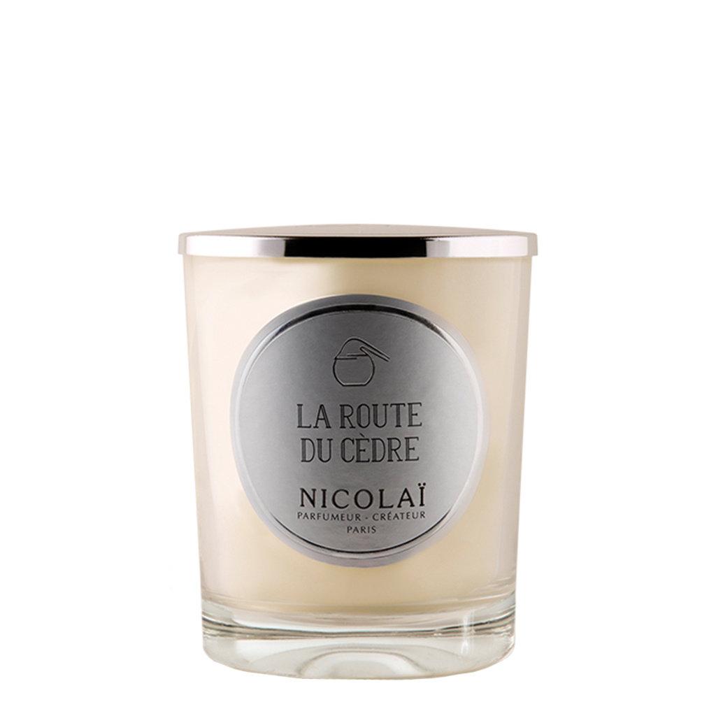 Nicolai La Route Du Cèdre (Candle) | Nicolaï
