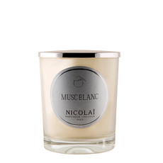 Nicolai Musc Blanc (Candle) | Nicolaï
