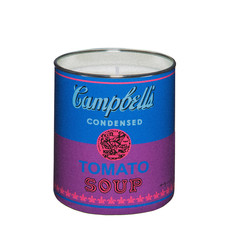 Andy Warhol Blue/Purple Campbell (Candle) | Andy Warhol