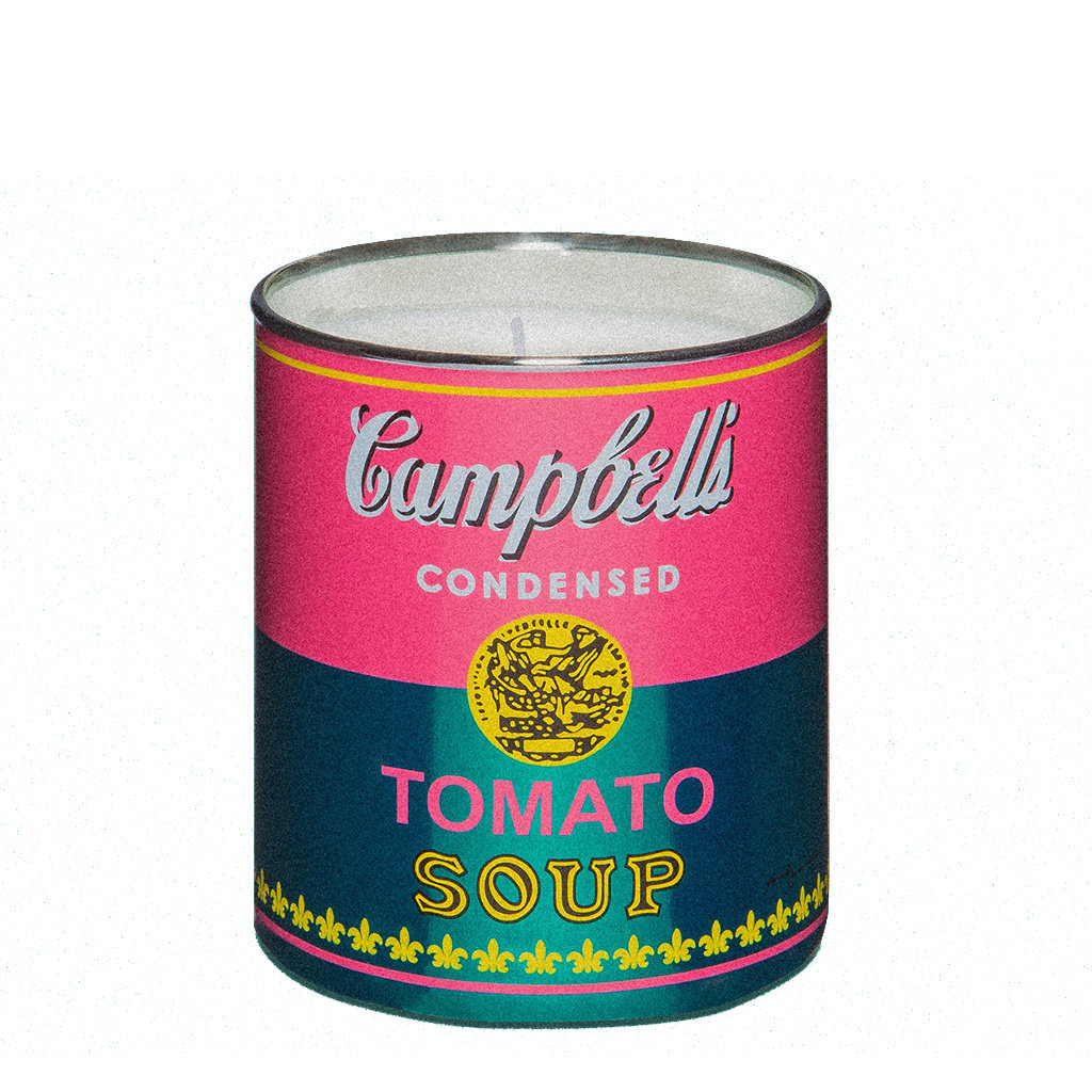 Andy Warhol Pink/Green Campbell (Candle) | Andy Warhol