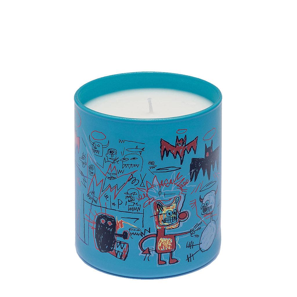 Jean-Michel Basquiat Blue Candle | Jean-Michel Basquiat