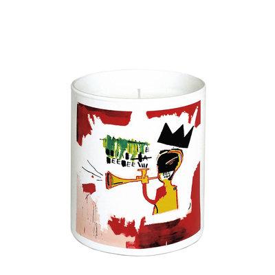 Jean-Michel Basquiat Trumpet Candle | Jean-Michel Basquiat
