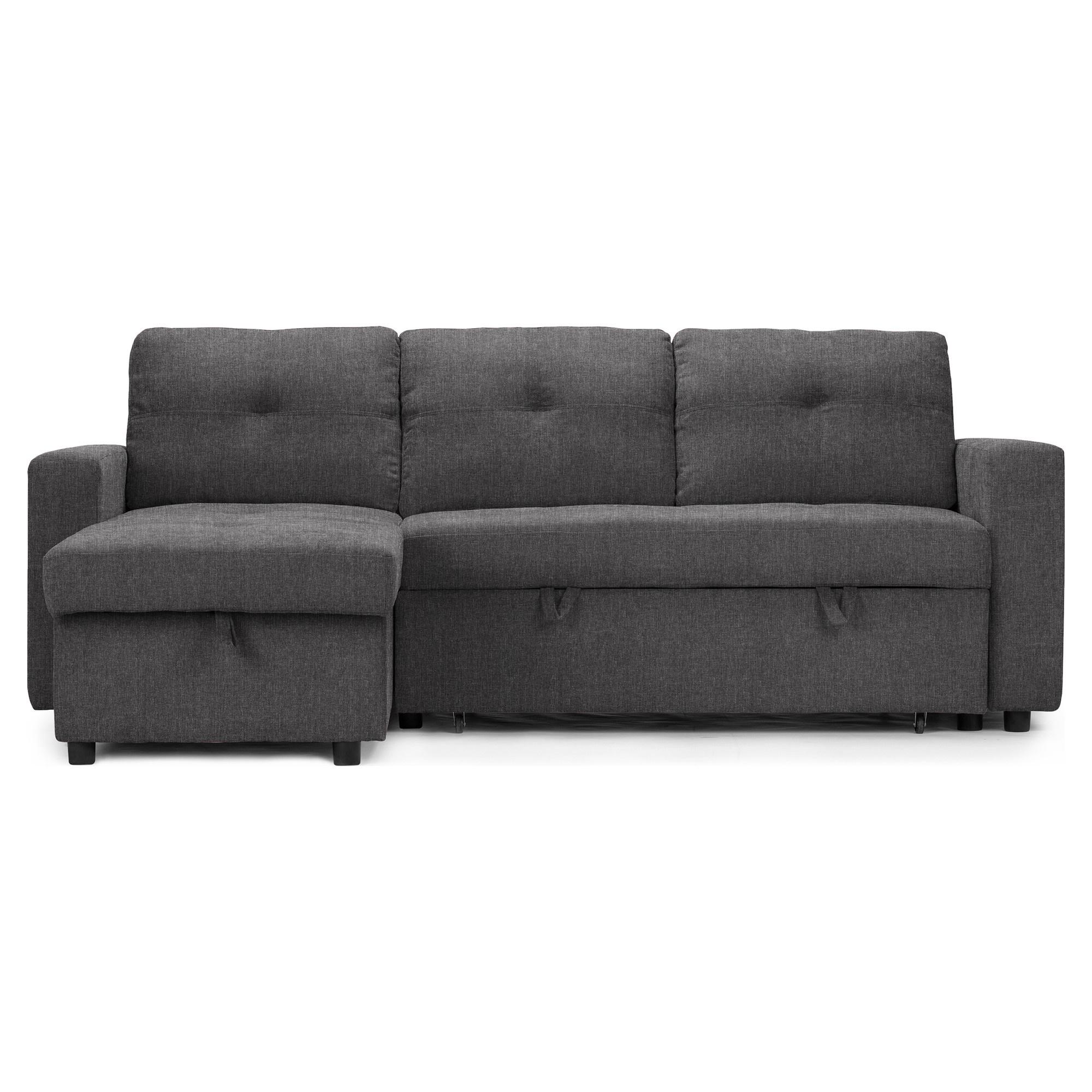 Grey Sectional Sofa Futon Maison Caplan