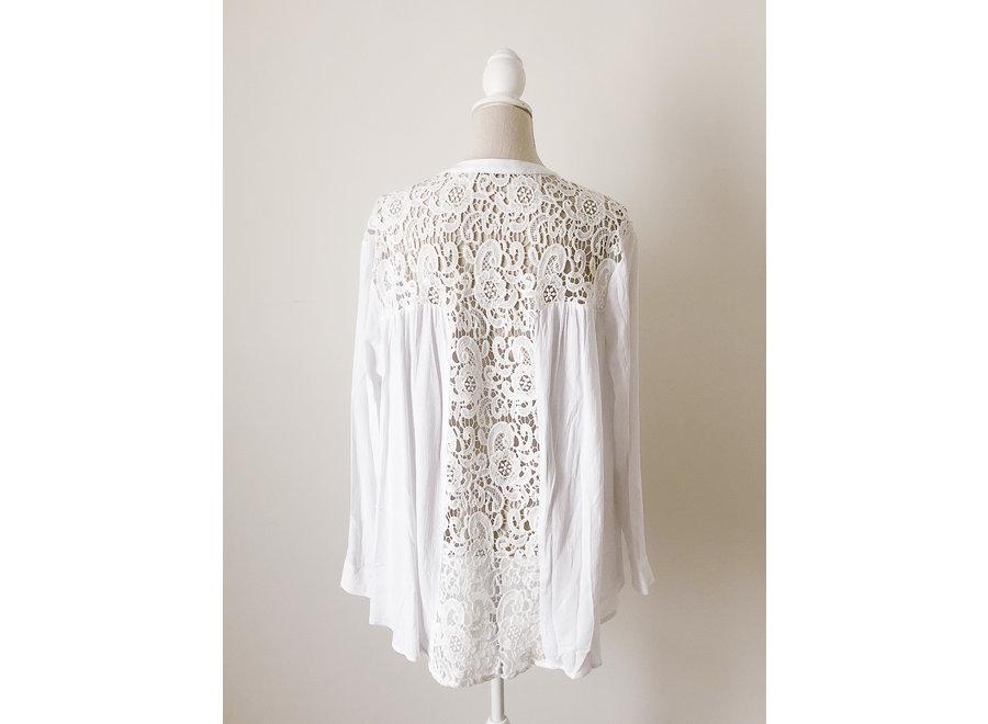 Olivia Crochet Top