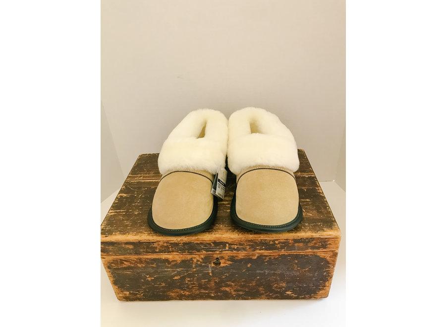 Sheepskin Low Cut Slipper