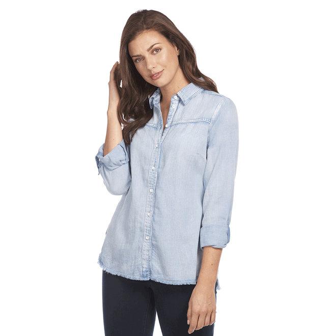 Gianna Linen Blend Shirt