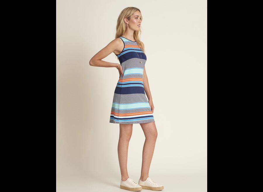 Bella Striped Dress