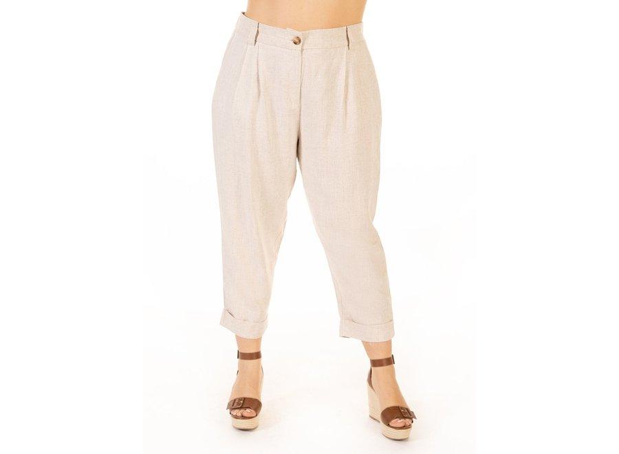 Caroline Linen Pant