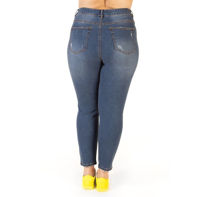 Zoe High Rise Jean