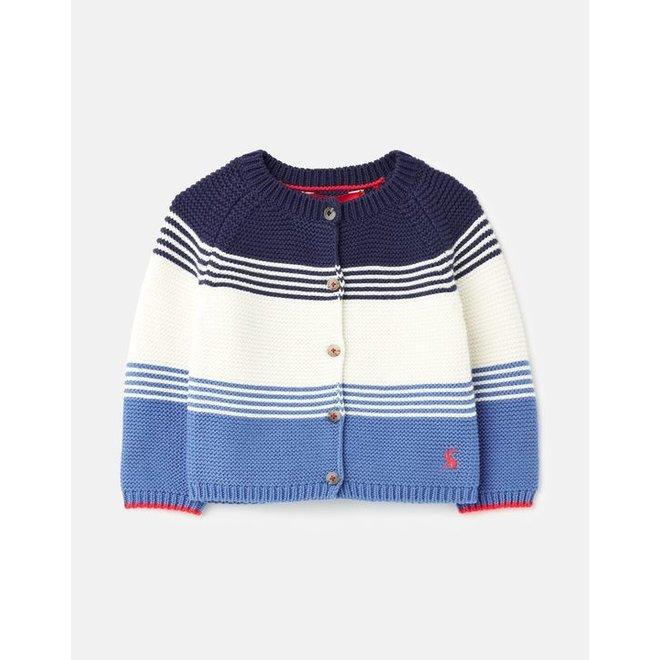 Blue Haywood Sweater