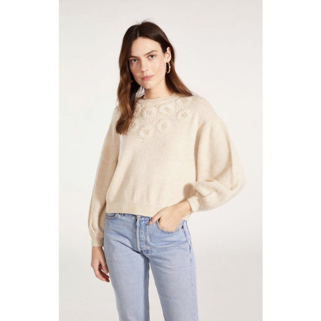 Daisy Little Things Sweater