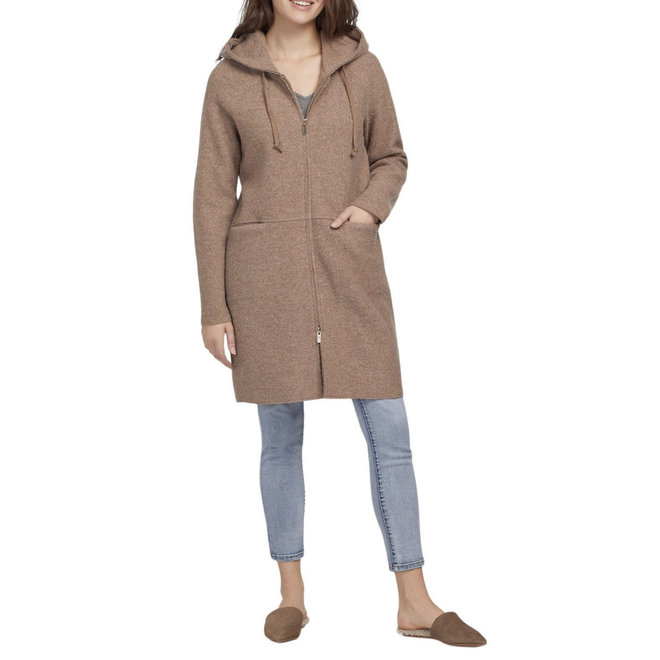 Brie Hooded Coat