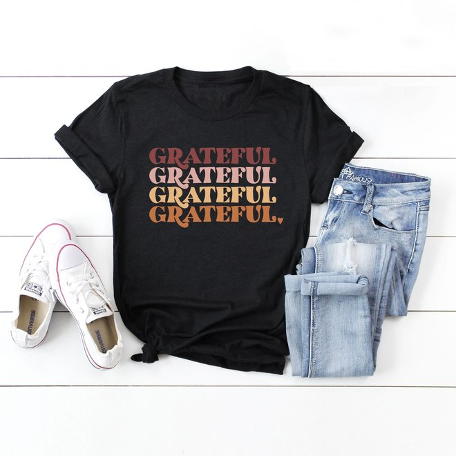 Grateful Graphic Tee