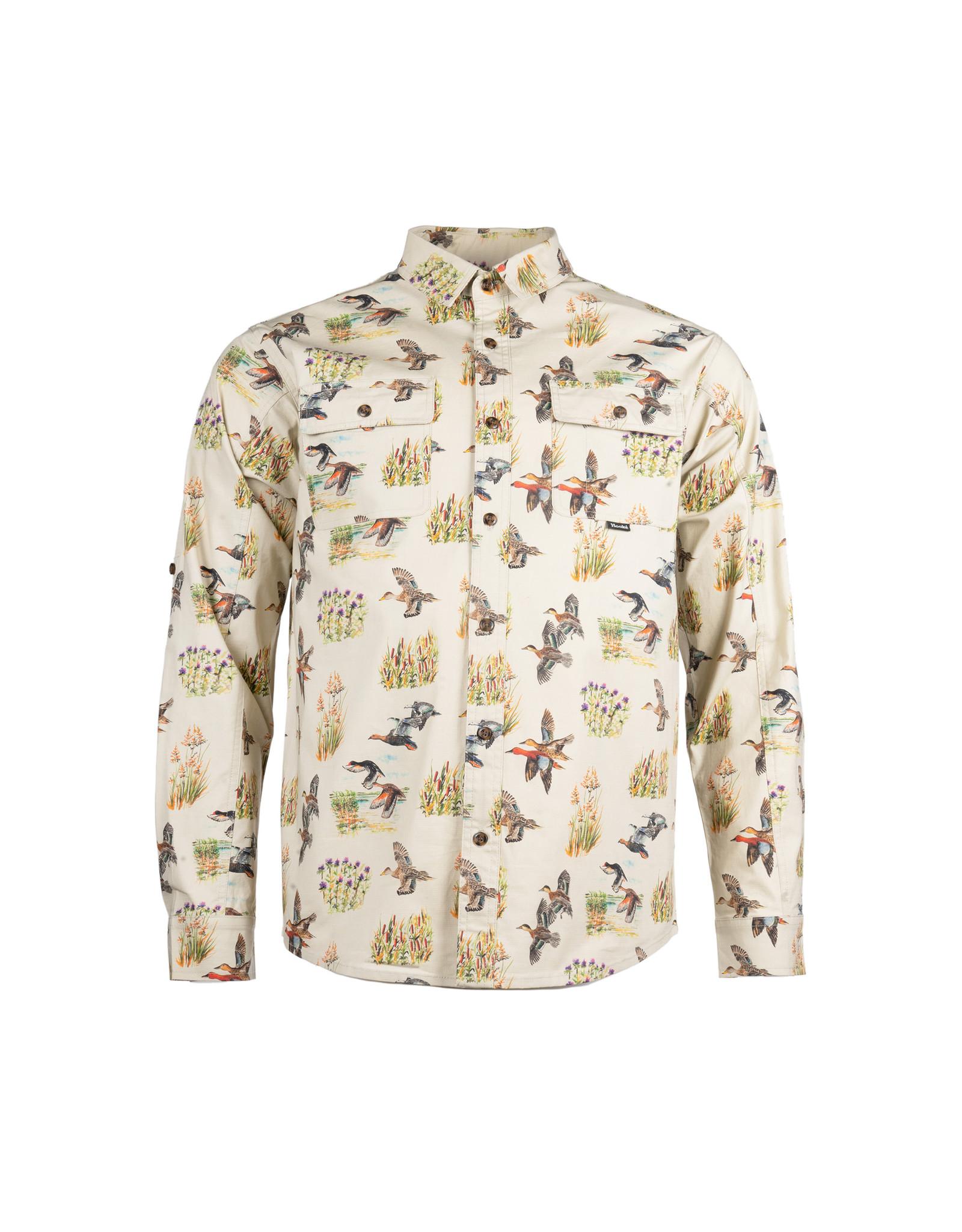 HOOKE Wildfowl shirt