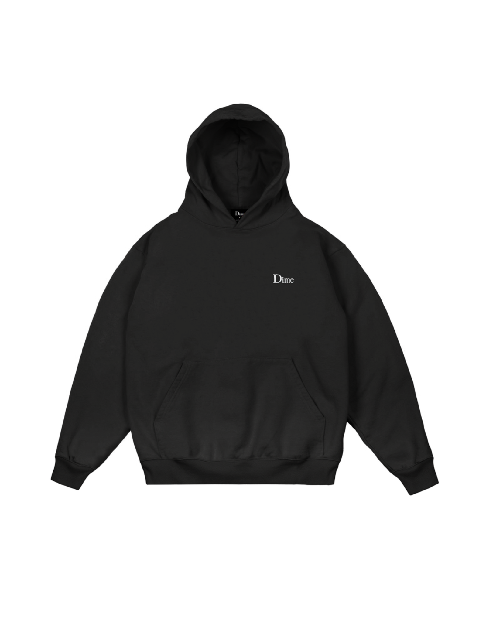 DIME Dime classic small logo hoodie