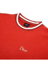 DIME FRENCH TERRY RED