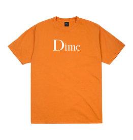 DIME DIME T-SHIRT ORANGE