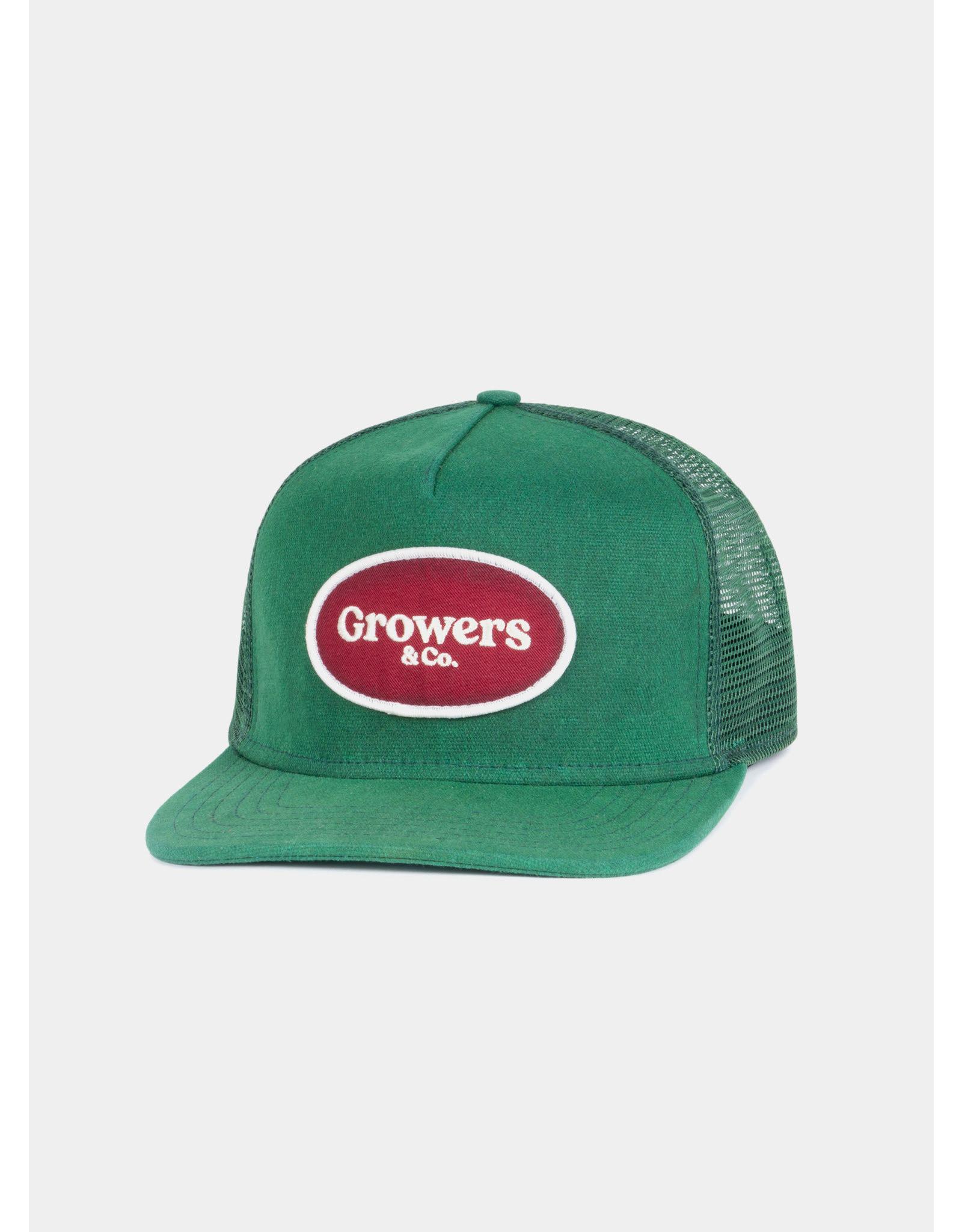 Growers&co Roma trucker hat