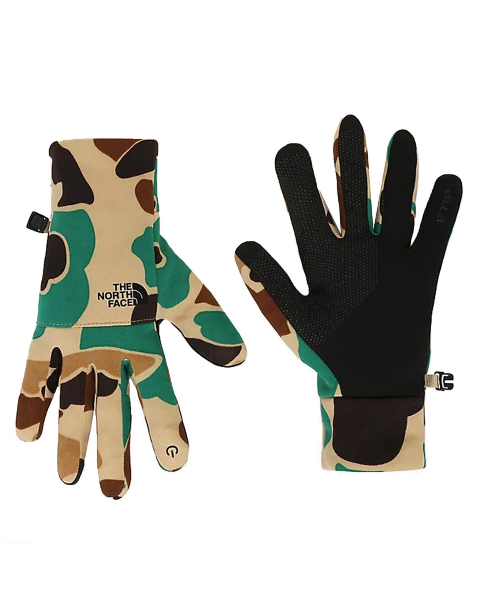 NORTHFACE Etip recycled glove