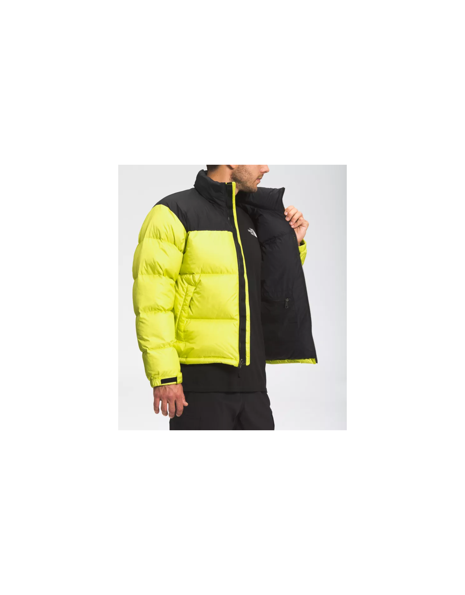 NORTHFACE 1996 retro npse jkt super green