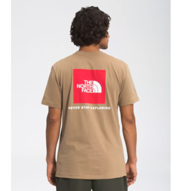NORTHFACE Box tee tan