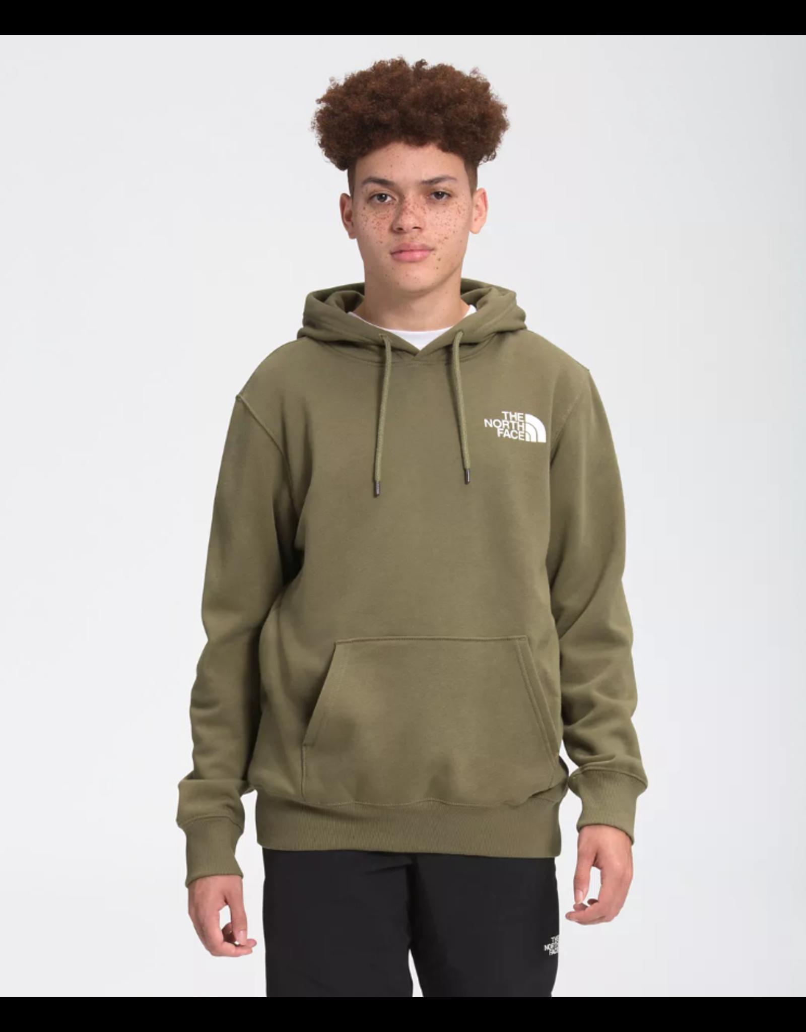 NORTHFACE Box hoodie olive