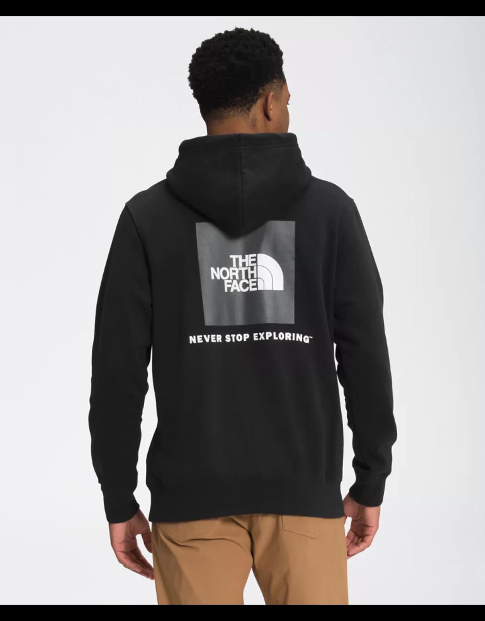 NORTHFACE Box hoodie black